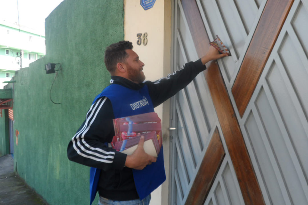 Serviços - porta a porta