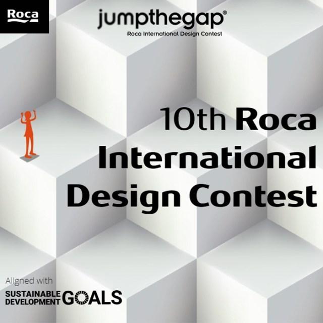 jumpthegap®, Roca's international design contest, Concurso diseño de producto