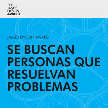 JAMES DYSON AWARD 2021 concurso diseño de producto en ADPRO