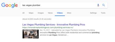 Google Video Rank