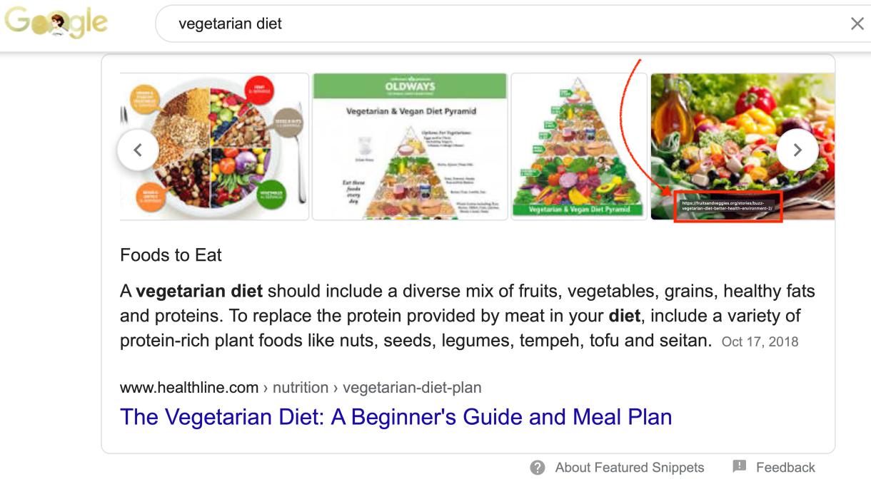 Vegetarian Diet Snippet
