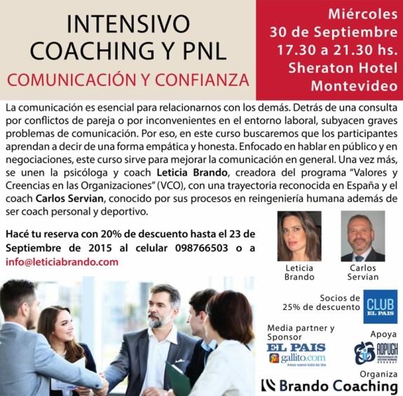 Comunicación y confianza