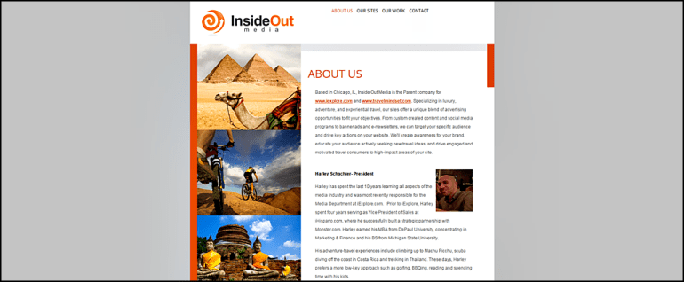 DoubleClick for Publishers InsideOut Case Study