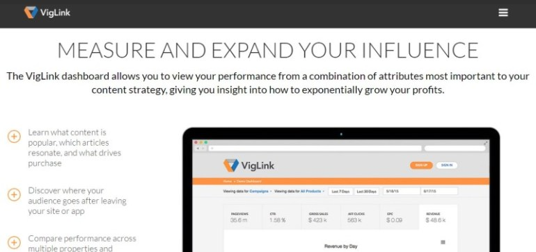 AdSense Alternatives: Viglink