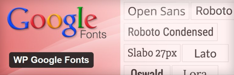 WP Google Fonts