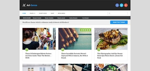 15 Best AdSense Optimized WordPress Themes