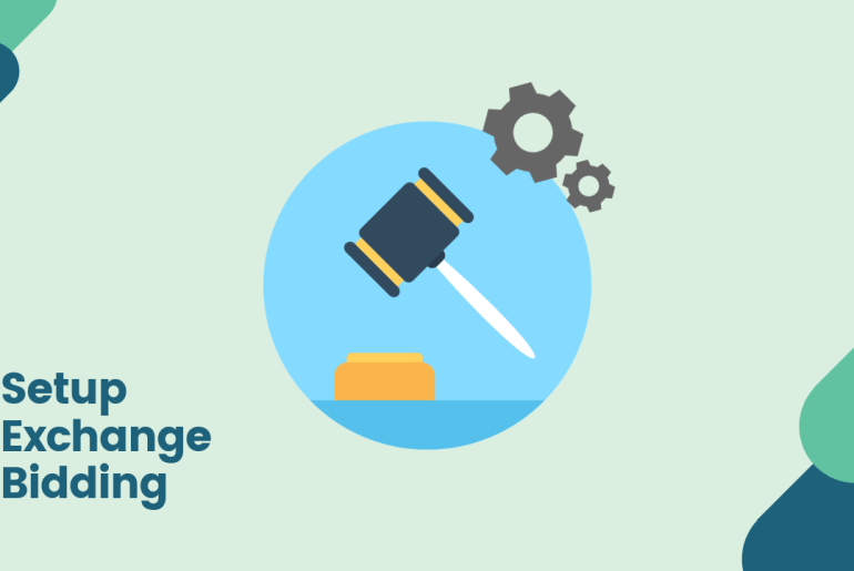 Setup exchange bidding
