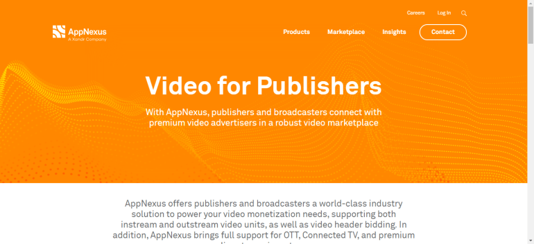 AppNexus Video for Publishers