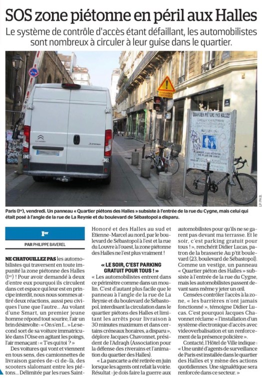 20181022_Le_Parisien_article_SOS_zone_pietonne_en_peril_aux_Halles