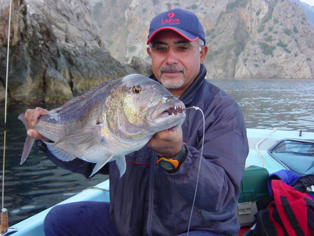 THE METHODS OF FISHING TOUR