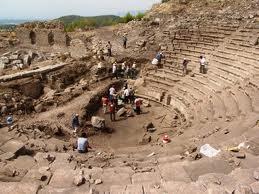 Adrasan Cevresindeki Tarihi Mekanlar