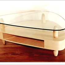 The Atomic Coffee Table