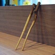 Contorted Black Locust Chopsticks