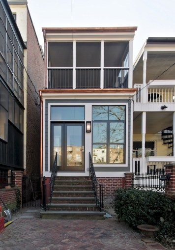 Baltimore Addition Renovation Design Build