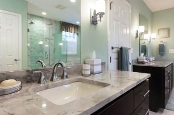 Baltimore Bathroom Renovation Design Build