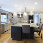 Gray Painted Kitchen Remodel Groton Ma Dream Kitchens