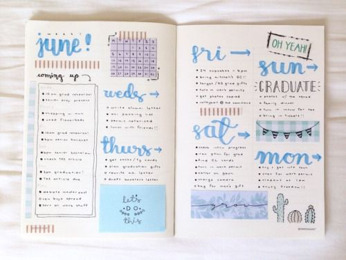 12 Tips to Make Your Bullet Journal Stunning