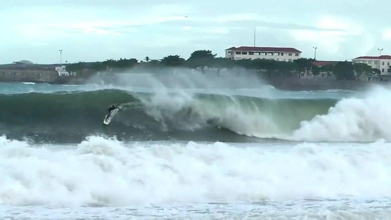 Surf posto 5 copacabana.
