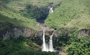 Chapada dos Veadeiros - Cachoeira dos Saltos