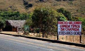 Chapada dos Veadeiros - Rancho do Waldomiro - Matula