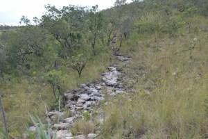Chapada dos Veadeiros - Catarata dos Couros - Caminho de Pedras