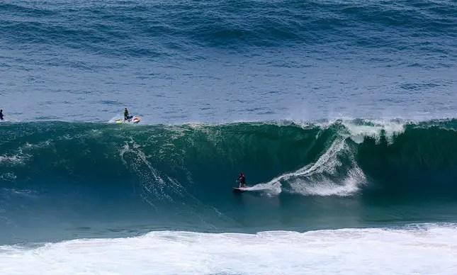 São Conrado, um dos melhores picos de surf do Brasil