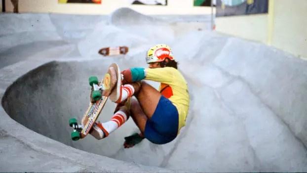 Bruno Brown, membro da primeira geração de skatistas do Brasil