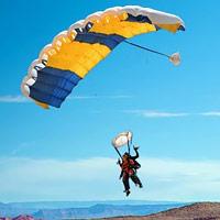 Skydiving Las Vegas