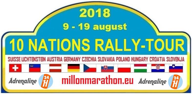 10 nations rally tour 2018 logo