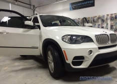 BMW X5 Audio