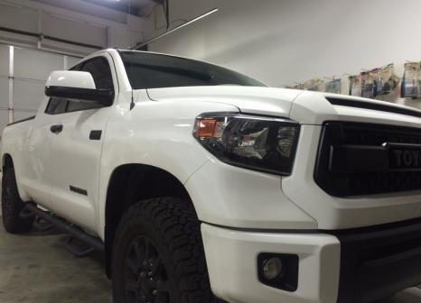 2016 Toyota Tundra Sound Quality Installation