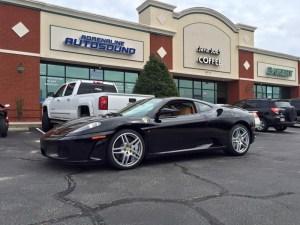 Ferrari F430 Stereo