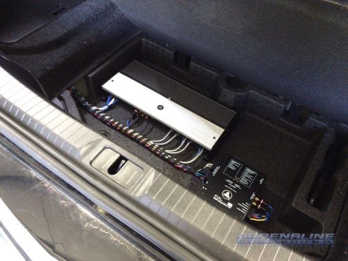 Cadillac ATS-V Audio
