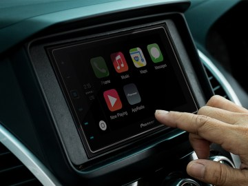 Apple CarPlay and Android Auto at Adrenaline Autosound