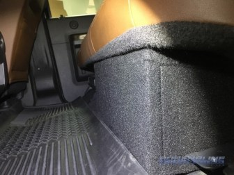 Ford F-250 Audio