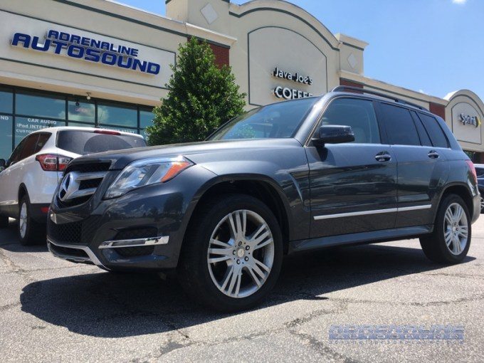 Mercedes-Benz GLK350 Audio