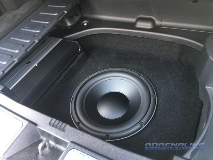 Mercedes-Benz GLK350 Audio Upgrade for Apex Client