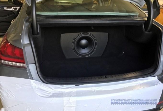 Hyundai Genesis Audio