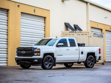 Chevy Silverado Stereo System Improvements from Adrenaline Autosound