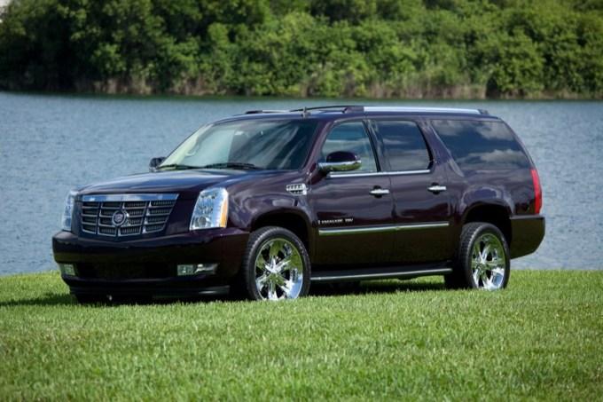 Cadillac Stereo