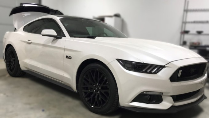 Ford Mustang GT Audio