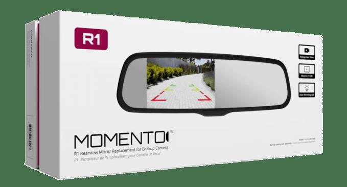 Momento R1 Rearview Mirror