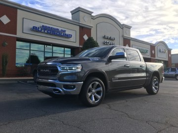 Repeat Clayton Client Upgrades Ram 1500 Audio System