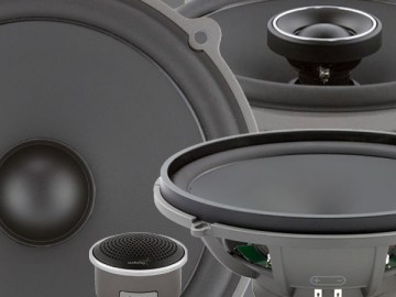 Audiofrog GS Component and Coaxial Speakers Offer Incredible Value