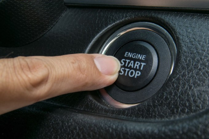 Push-to-Start Remote