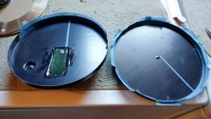 6 masking for the graphite shielding