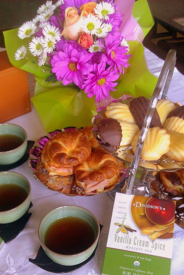 Tea Party to celebrate Mother's Day