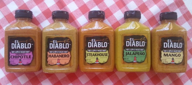 El Diablo Mustards #ABRecipes