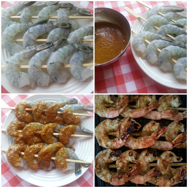 How to Prepare Grilled Tiger Shrimp Kebabs #ElDiabloMustard #ABRecipes