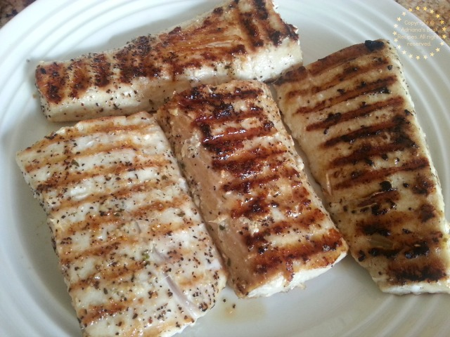 Grilled Mahi Mahi #ABRecipes